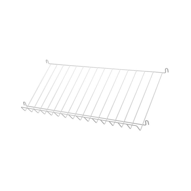 String Wire 78x30cm Magazine Shelf by Nils Strinning