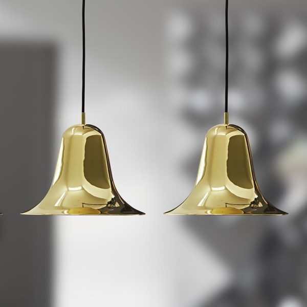 Pantop Pendant Light in Brass