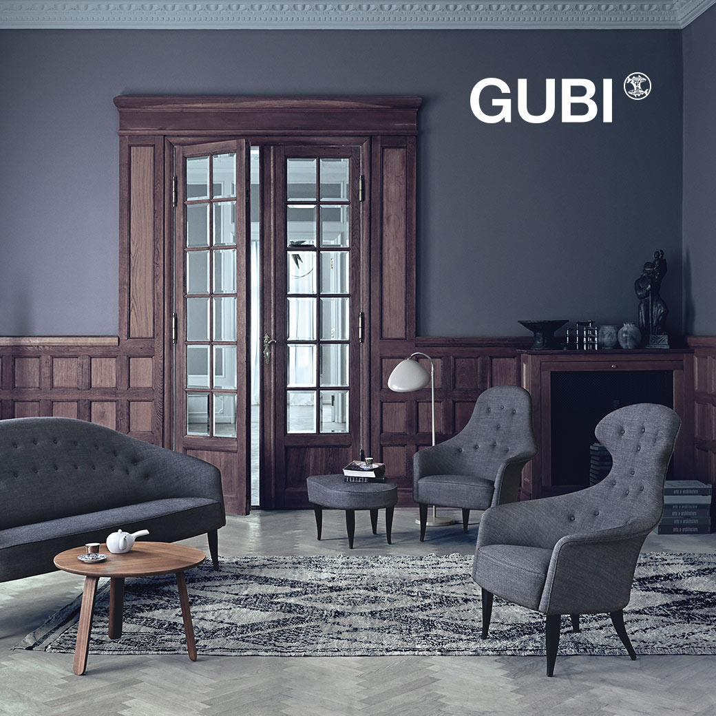 Blog image Behind the Brand | Gubi Olson and Baker - Designer & Contemporary Sofas, Furniture - Olson and Baker showcases original designs from authentic, designer brands. Buy contemporary furniture, lighting, storage, sofas & chairs at Olson + Baker.
