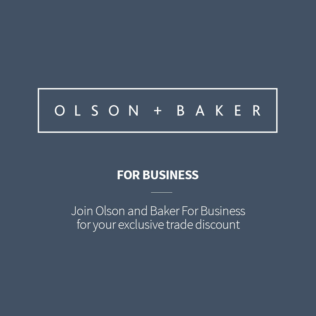 Blog image Let's Celebrate | We're Celebrating Small Business Week Olson and Baker - Designer & Contemporary Sofas, Furniture - Olson and Baker showcases original designs from authentic, designer brands. Buy contemporary furniture, lighting, storage, sofas & chairs at Olson + Baker.