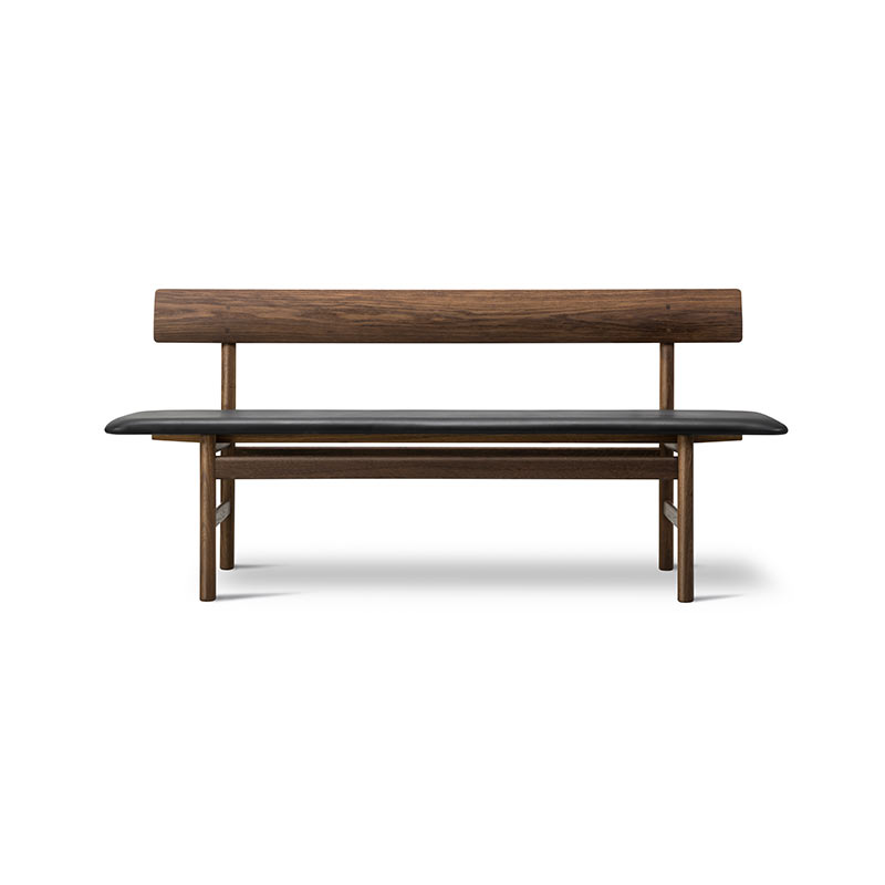 Fredericia 3171 Bench by Borge Mogensen Olson and Baker - Designer & Contemporary Sofas, Furniture - Olson and Baker showcases original designs from authentic, designer brands. Buy contemporary furniture, lighting, storage, sofas & chairs at Olson + Baker.