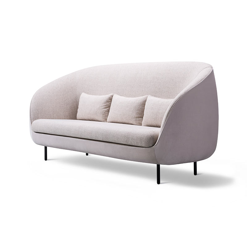 Fredericia Haiku Three Seat Sofa by GamFratesi Olson and Baker - Designer & Contemporary Sofas, Furniture - Olson and Baker showcases original designs from authentic, designer brands. Buy contemporary furniture, lighting, storage, sofas & chairs at Olson + Baker.