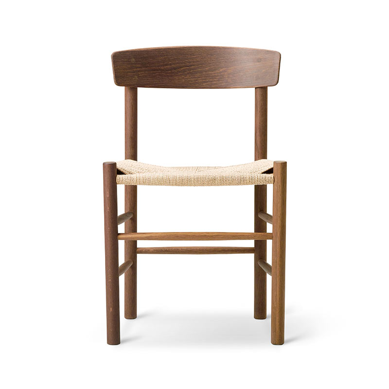 Fredericia J39 Chair by Borge Mogensen Olson and Baker - Designer & Contemporary Sofas, Furniture - Olson and Baker showcases original designs from authentic, designer brands. Buy contemporary furniture, lighting, storage, sofas & chairs at Olson + Baker.