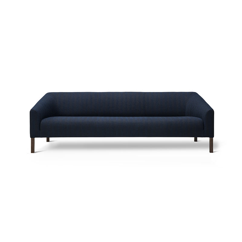 Fredericia Kile Three Seat Sofa by Jasper Morrison Olson and Baker - Designer & Contemporary Sofas, Furniture - Olson and Baker showcases original designs from authentic, designer brands. Buy contemporary furniture, lighting, storage, sofas & chairs at Olson + Baker.