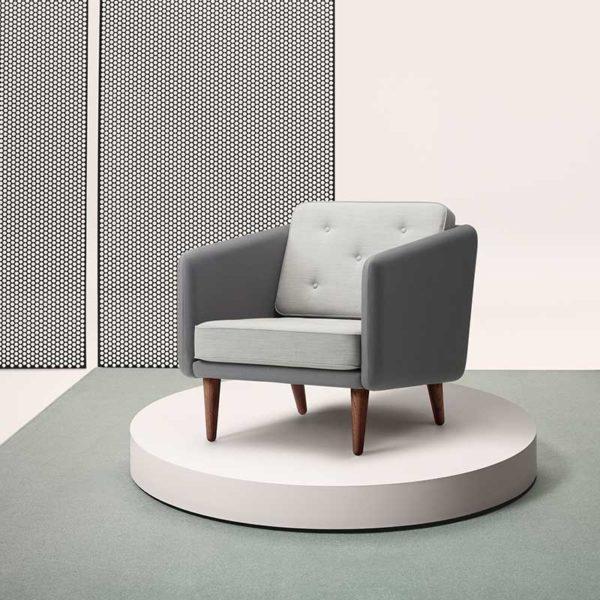 No.1 Armchair