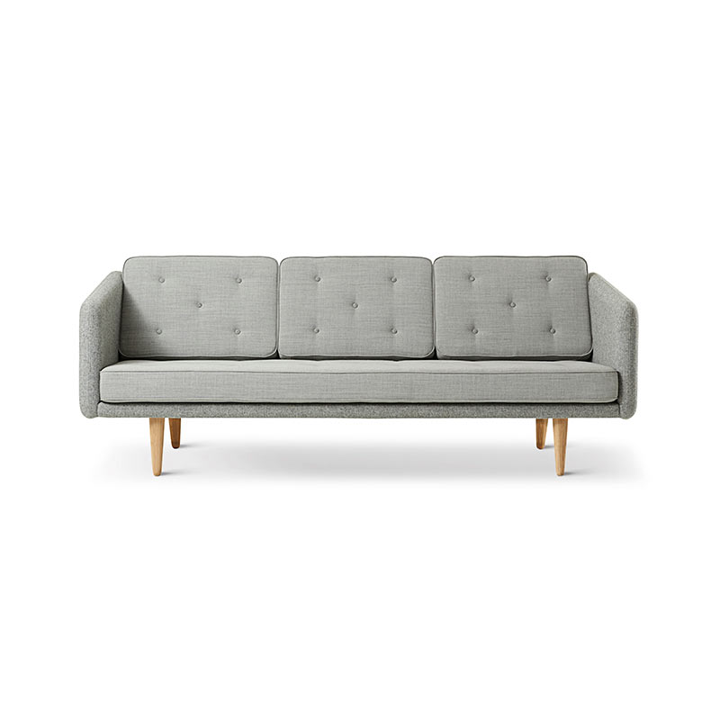 Fredericia No.1 Three Seat Sofa by Borge Mogensen
