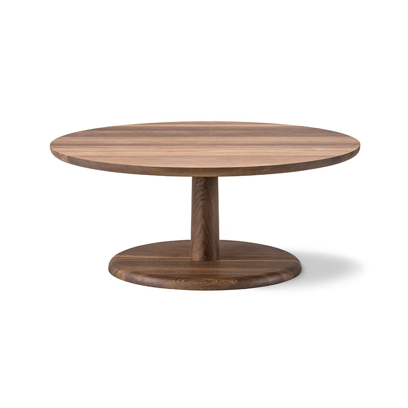 Fredericia Pon Coffee Table by Jasper Morrison Olson and Baker - Designer & Contemporary Sofas, Furniture - Olson and Baker showcases original designs from authentic, designer brands. Buy contemporary furniture, lighting, storage, sofas & chairs at Olson + Baker.