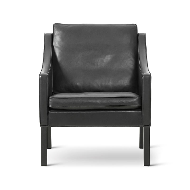 Fredericia Select 2207 Armchair by Borge Mogensen Olson and Baker - Designer & Contemporary Sofas, Furniture - Olson and Baker showcases original designs from authentic, designer brands. Buy contemporary furniture, lighting, storage, sofas & chairs at Olson + Baker.