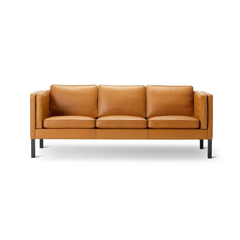 Fredericia Select 2333 Three Seat Sofa by Borge Mogensen