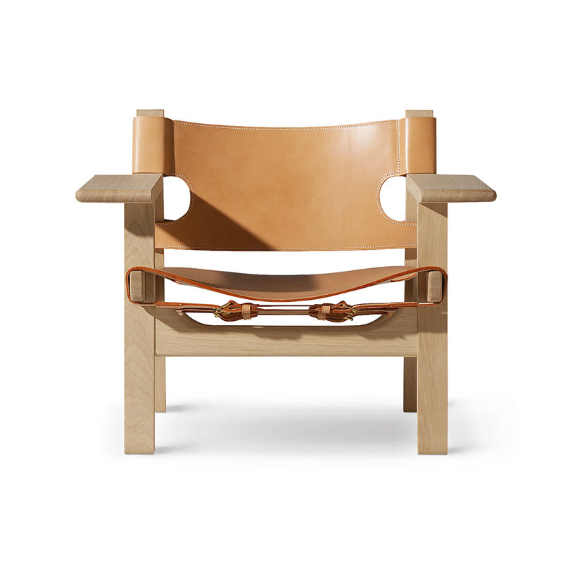 Fredericia Spanish Lounge Chair by Borge Mogensen