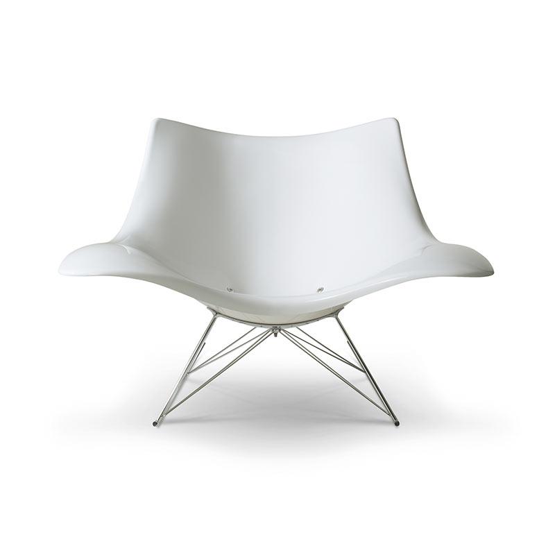 Fredericia Stingray Rocking Chair by Thomas Pedersen