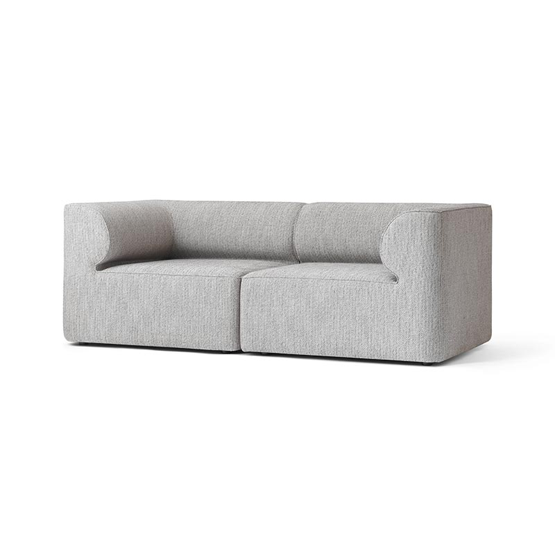 Menu Eave Modular Two Seat Sofa by Norm Architects Olson and Baker - Designer & Contemporary Sofas, Furniture - Olson and Baker showcases original designs from authentic, designer brands. Buy contemporary furniture, lighting, storage, sofas & chairs at Olson + Baker.