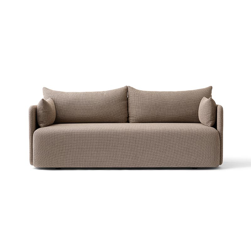 Menu Offset Two Seat Sofa by Norm Architects Olson and Baker - Designer & Contemporary Sofas, Furniture - Olson and Baker showcases original designs from authentic, designer brands. Buy contemporary furniture, lighting, storage, sofas & chairs at Olson + Baker.