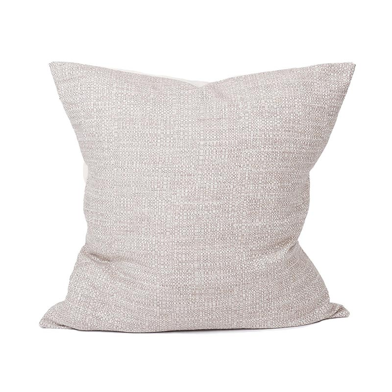 Tori Murphy Cove Cushion Mushroom by Tori Murphy Olson and Baker - Designer & Contemporary Sofas, Furniture - Olson and Baker showcases original designs from authentic, designer brands. Buy contemporary furniture, lighting, storage, sofas & chairs at Olson + Baker.