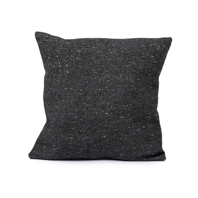 Tori Murphy Sandringham Plain Cushion Charcoal by Tori Murphy Olson and Baker - Designer & Contemporary Sofas, Furniture - Olson and Baker showcases original designs from authentic, designer brands. Buy contemporary furniture, lighting, storage, sofas & chairs at Olson + Baker.