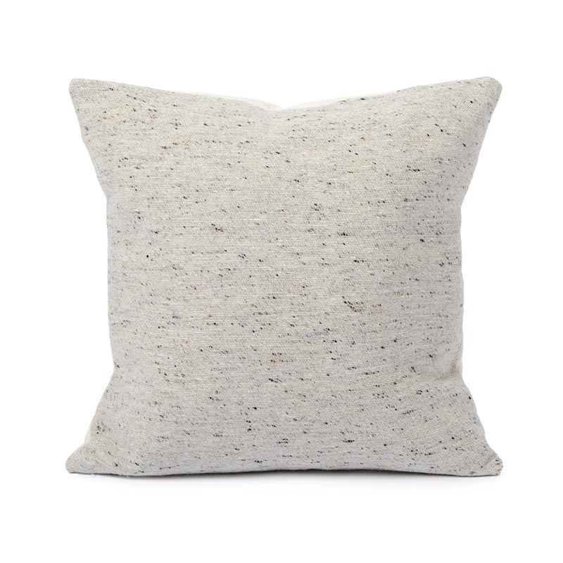 Tori Murphy Sandringham Plain Cushion Grey by Tori Murphy Olson and Baker - Designer & Contemporary Sofas, Furniture - Olson and Baker showcases original designs from authentic, designer brands. Buy contemporary furniture, lighting, storage, sofas & chairs at Olson + Baker.