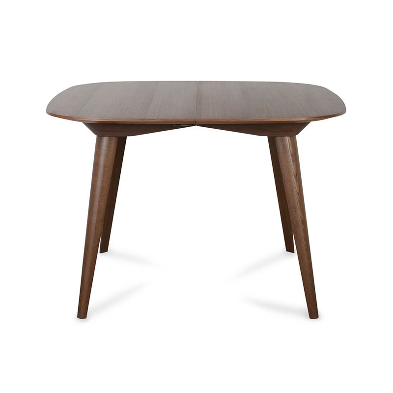 Case Furniture Bridge Extendable Table by Matthew Hilton Olson and Baker - Designer & Contemporary Sofas, Furniture - Olson and Baker showcases original designs from authentic, designer brands. Buy contemporary furniture, lighting, storage, sofas & chairs at Olson + Baker.