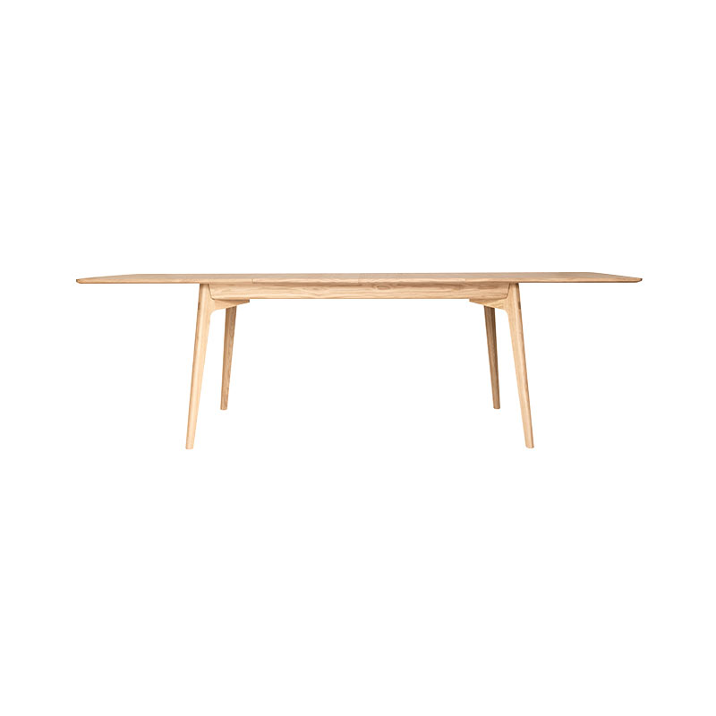 Case-Furniture-Dulwich-Extendable-Table-by-Matthew-Hilton-2 Olson and Baker - Designer & Contemporary Sofas, Furniture - Olson and Baker showcases original designs from authentic, designer brands. Buy contemporary furniture, lighting, storage, sofas & chairs at Olson + Baker.