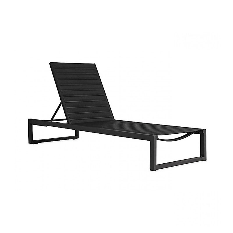 Case Furniture Eos Sun Lounger by Matthew Hilton Olson and Baker - Designer & Contemporary Sofas, Furniture - Olson and Baker showcases original designs from authentic, designer brands. Buy contemporary furniture, lighting, storage, sofas & chairs at Olson + Baker.