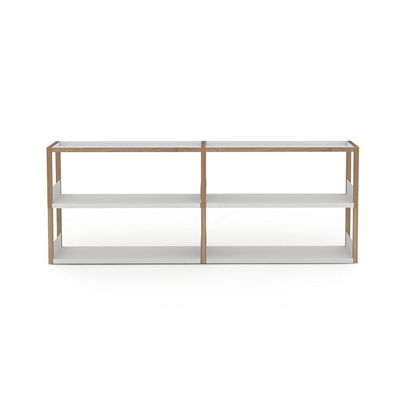 Case Furniture Lap 209cm Wide Shelving by Marina Bautier