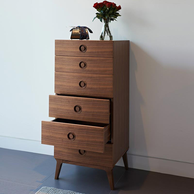 Case Furniture Valentine Tallboy by Mathew Hilton (2) Olson and Baker - Designer & Contemporary Sofas, Furniture - Olson and Baker showcases original designs from authentic, designer brands. Buy contemporary furniture, lighting, storage, sofas & chairs at Olson + Baker.