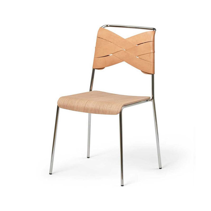 Design House Stockholm Torso Chair by Lisa Hilland Olson and Baker - Designer & Contemporary Sofas, Furniture - Olson and Baker showcases original designs from authentic, designer brands. Buy contemporary furniture, lighting, storage, sofas & chairs at Olson + Baker.
