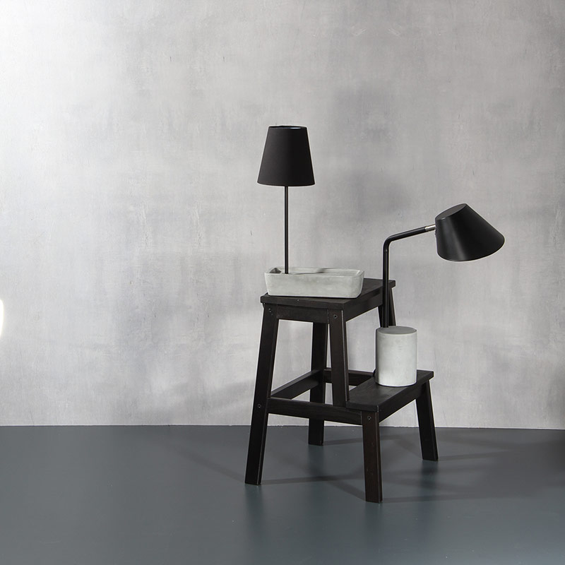 Frandsen-Base-Table-Lamp-by-Frandsen-Design-1 Olson and Baker - Designer & Contemporary Sofas, Furniture - Olson and Baker showcases original designs from authentic, designer brands. Buy contemporary furniture, lighting, storage, sofas & chairs at Olson + Baker.