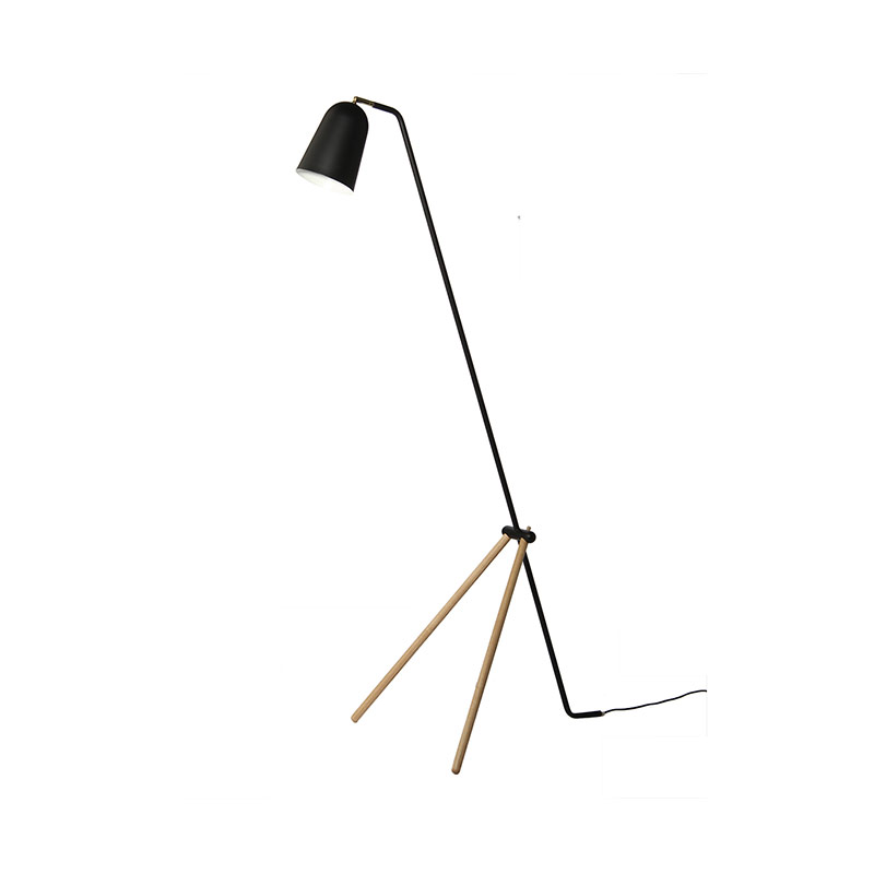 Frandsen Giraffe Floor Lamp by Benny Frandsen Olson and Baker - Designer & Contemporary Sofas, Furniture - Olson and Baker showcases original designs from authentic, designer brands. Buy contemporary furniture, lighting, storage, sofas & chairs at Olson + Baker.