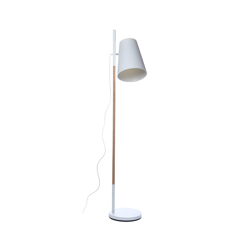 Frandsen Hideout Floor Lamp by Frandsen Design Olson and Baker - Designer & Contemporary Sofas, Furniture - Olson and Baker showcases original designs from authentic, designer brands. Buy contemporary furniture, lighting, storage, sofas & chairs at Olson + Baker.
