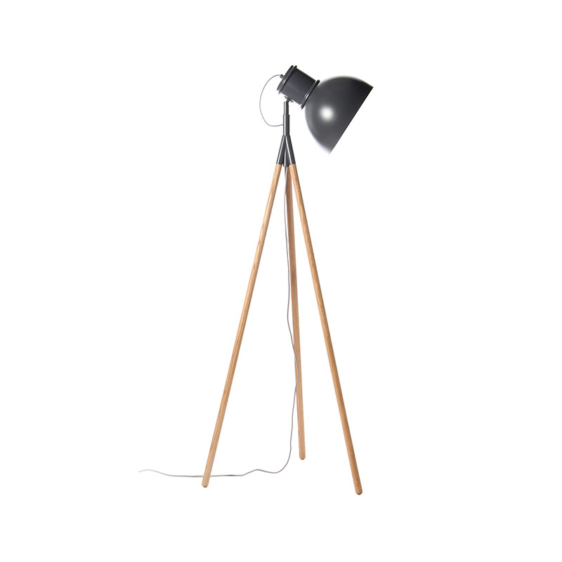 Frandsen Industry Floor Lamp by Frandsen Design Olson and Baker - Designer & Contemporary Sofas, Furniture - Olson and Baker showcases original designs from authentic, designer brands. Buy contemporary furniture, lighting, storage, sofas & chairs at Olson + Baker.