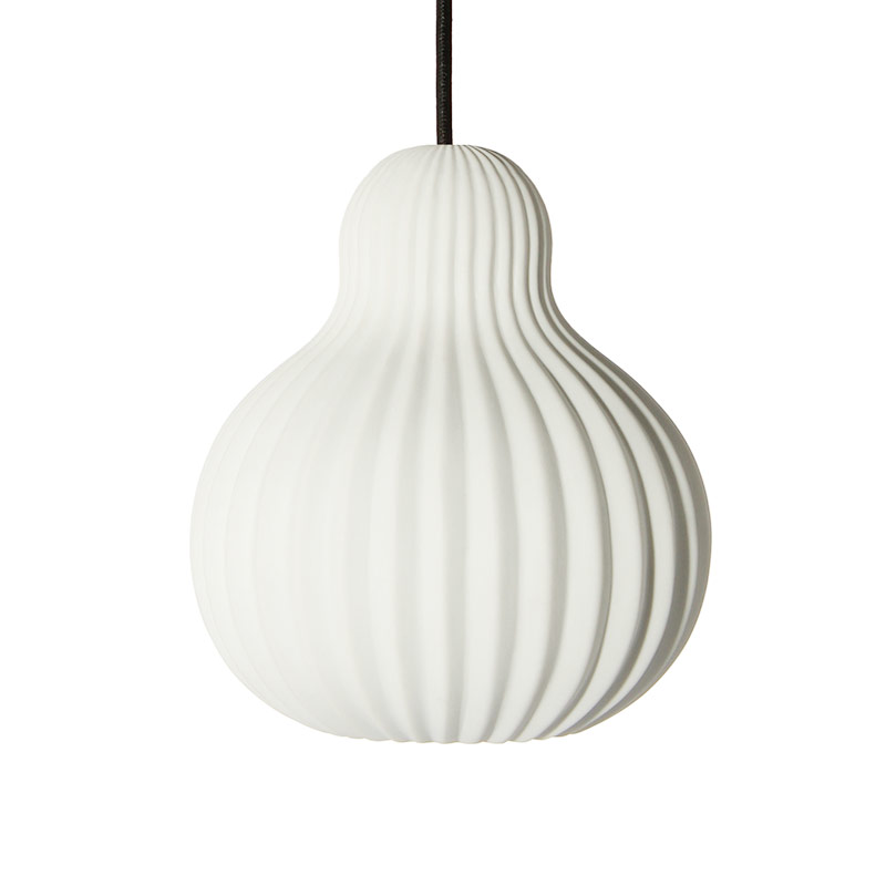 Frandsen Snowbell Pendant Light by Philip Bro Olson and Baker - Designer & Contemporary Sofas, Furniture - Olson and Baker showcases original designs from authentic, designer brands. Buy contemporary furniture, lighting, storage, sofas & chairs at Olson + Baker.