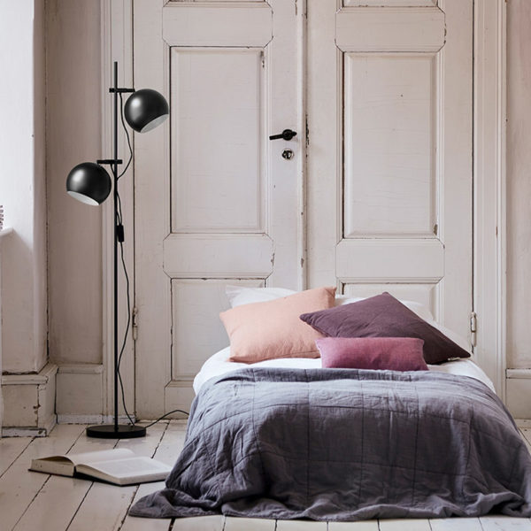 Twin Ball Floor Lamp