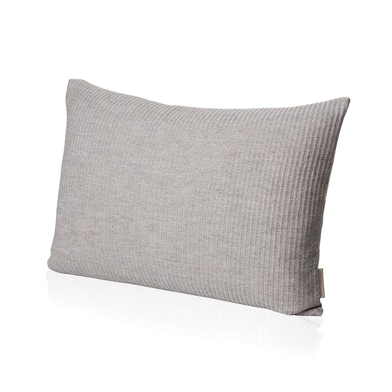 Fritz Hansen Aiayu 60x40cm Cushion by Aiayu Olson and Baker - Designer & Contemporary Sofas, Furniture - Olson and Baker showcases original designs from authentic, designer brands. Buy contemporary furniture, lighting, storage, sofas & chairs at Olson + Baker.