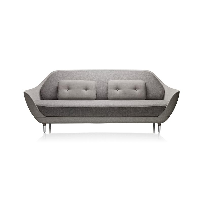 Fritz Hansen Favn Three Seat Sofa by Jaime Hayon Olson and Baker - Designer & Contemporary Sofas, Furniture - Olson and Baker showcases original designs from authentic, designer brands. Buy contemporary furniture, lighting, storage, sofas & chairs at Olson + Baker.