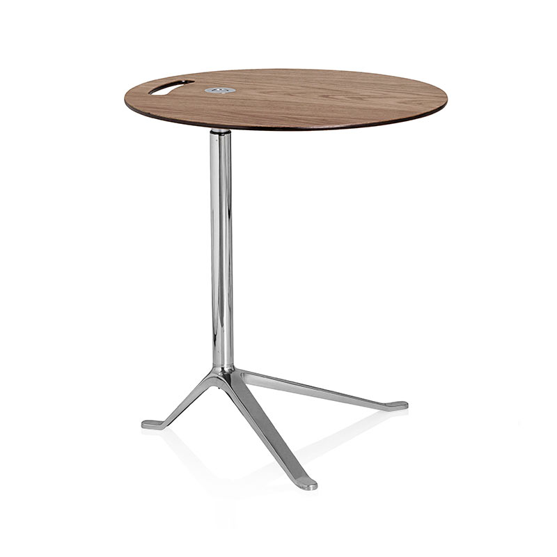 Fritz Hansen Little Friend Side Table with Adjustable Height by Kasper Salto
