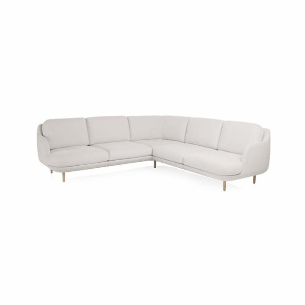 Lune Right Hand Facing Corner Sofa