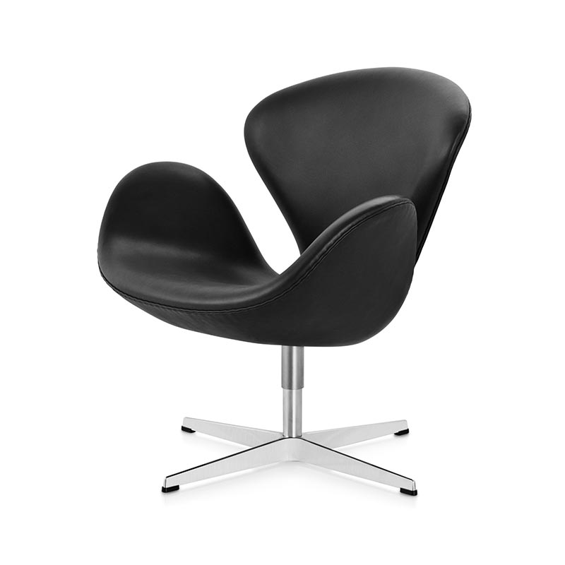 Fritz Hansen Swan Chair by Arne Jacobsen (2) Olson and Baker - Designer & Contemporary Sofas, Furniture - Olson and Baker showcases original designs from authentic, designer brands. Buy contemporary furniture, lighting, storage, sofas & chairs at Olson + Baker.