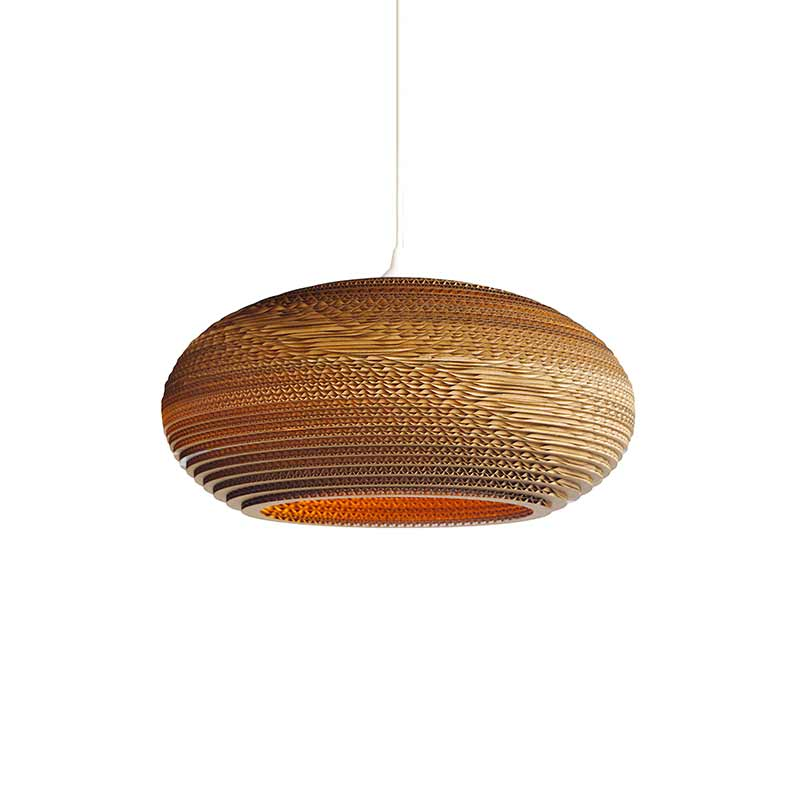 Graypants Disc Pendant Light by Graypants Studio Olson and Baker - Designer & Contemporary Sofas, Furniture - Olson and Baker showcases original designs from authentic, designer brands. Buy contemporary furniture, lighting, storage, sofas & chairs at Olson + Baker.
