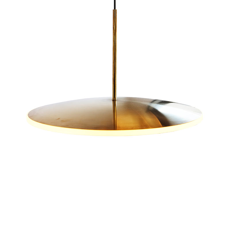 Graypants Dish Horizontal Pendant Light by Graypants Studio Olson and Baker - Designer & Contemporary Sofas, Furniture - Olson and Baker showcases original designs from authentic, designer brands. Buy contemporary furniture, lighting, storage, sofas & chairs at Olson + Baker.