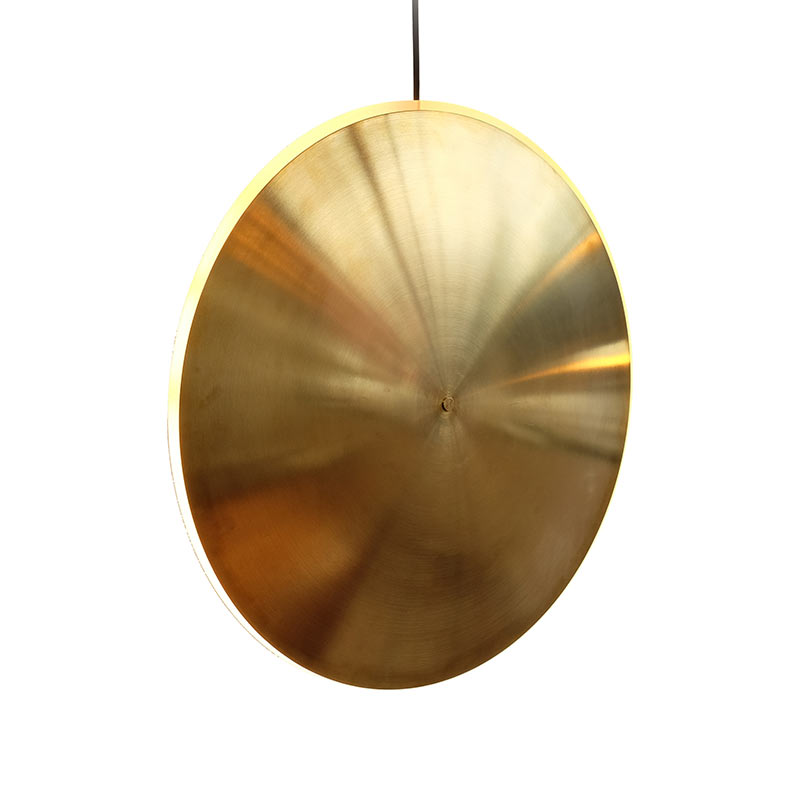 Graypants Dish Vertical Pendant Light by Graypants Studio