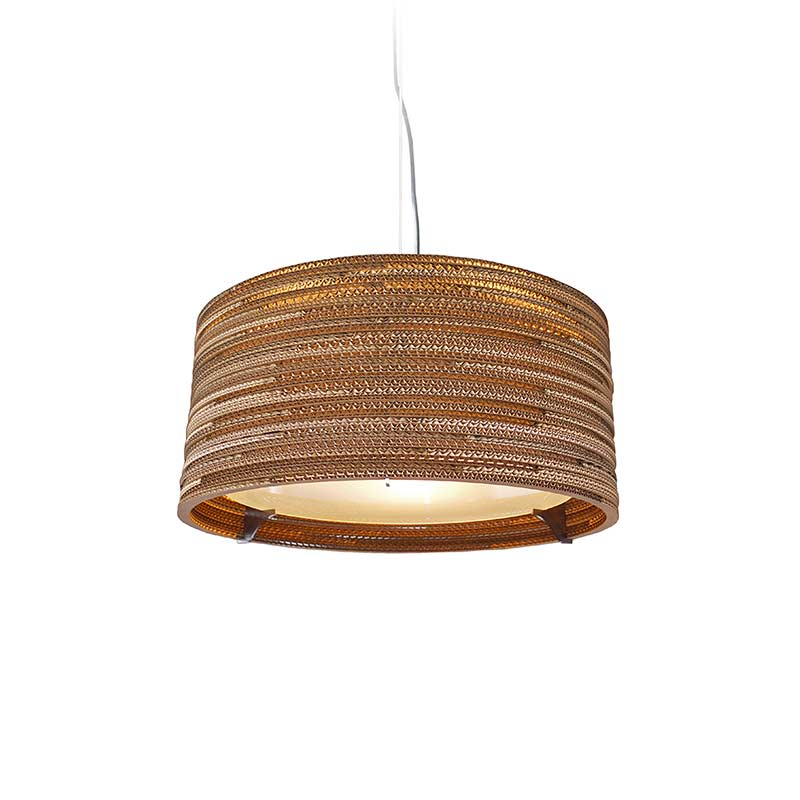 Graypants Drum Pendant Light by Graypants Studio Olson and Baker - Designer & Contemporary Sofas, Furniture - Olson and Baker showcases original designs from authentic, designer brands. Buy contemporary furniture, lighting, storage, sofas & chairs at Olson + Baker.