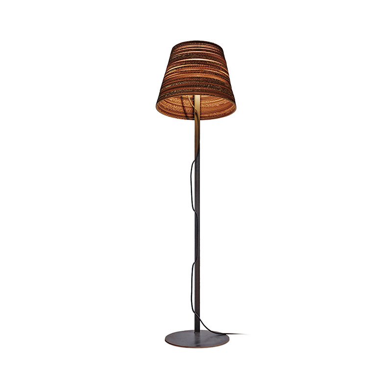 Graypants Tilt Floor Lamp by Graypants Studio Olson and Baker - Designer & Contemporary Sofas, Furniture - Olson and Baker showcases original designs from authentic, designer brands. Buy contemporary furniture, lighting, storage, sofas & chairs at Olson + Baker.