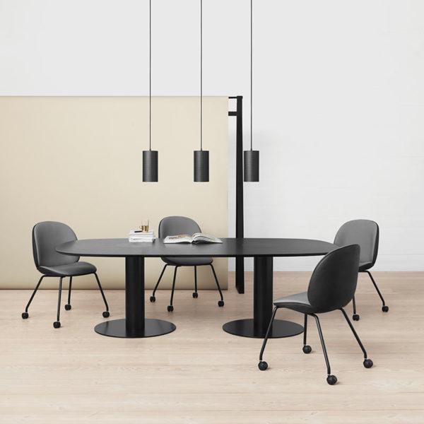 2.0 Elliptical 100x240cm Dining Table