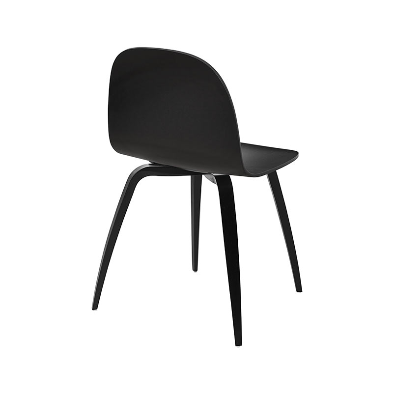 Gubi-3D-Dining-Chair-by-Komplot-Design-3 Olson and Baker - Designer & Contemporary Sofas, Furniture - Olson and Baker showcases original designs from authentic, designer brands. Buy contemporary furniture, lighting, storage, sofas & chairs at Olson + Baker.