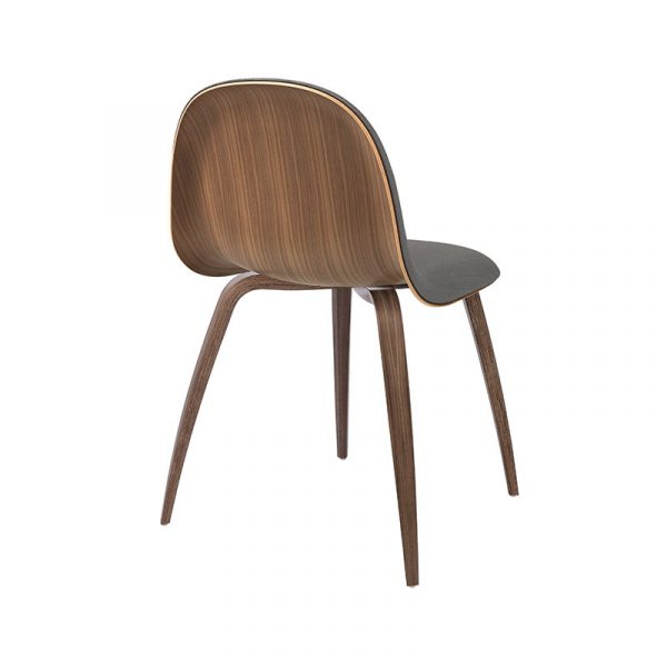 3D Front Upholstered Chair