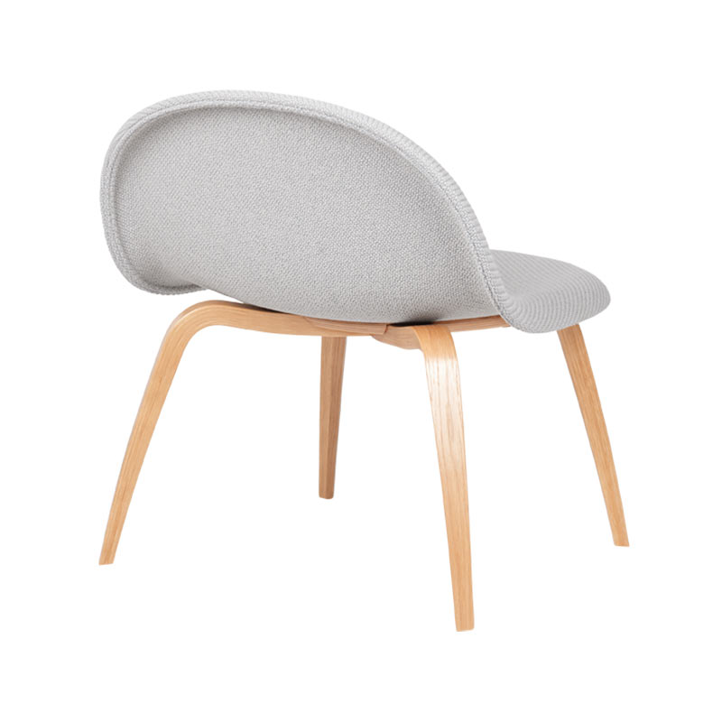 Gubi-3D-Lounge-Chair-with-Full-Upholstery-by-Komplot-Design-1 Olson and Baker - Designer & Contemporary Sofas, Furniture - Olson and Baker showcases original designs from authentic, designer brands. Buy contemporary furniture, lighting, storage, sofas & chairs at Olson + Baker.
