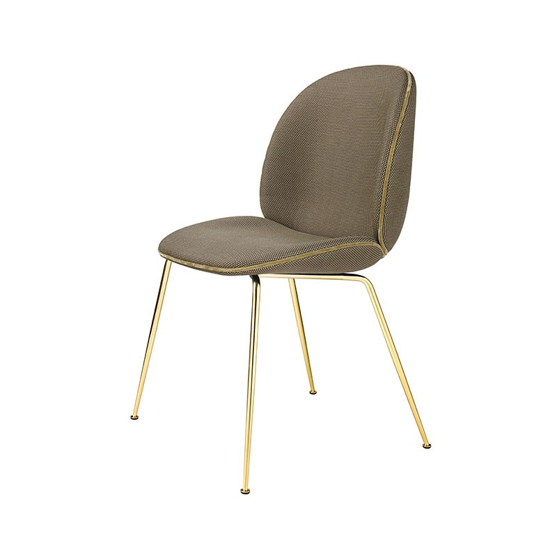 Gubi-Beetle-Dining-Chair-by-GamFratesi-3 Olson and Baker - Designer & Contemporary Sofas, Furniture - Olson and Baker showcases original designs from authentic, designer brands. Buy contemporary furniture, lighting, storage, sofas & chairs at Olson + Baker.