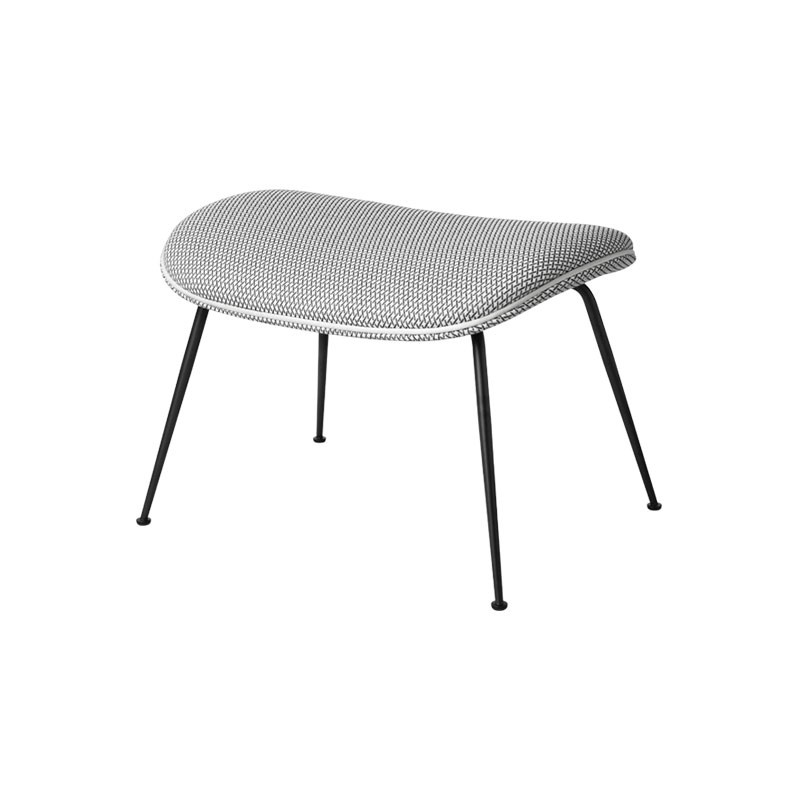 Gubi Beetle Footstool by GamFratesi Olson and Baker - Designer & Contemporary Sofas, Furniture - Olson and Baker showcases original designs from authentic, designer brands. Buy contemporary furniture, lighting, storage, sofas & chairs at Olson + Baker.