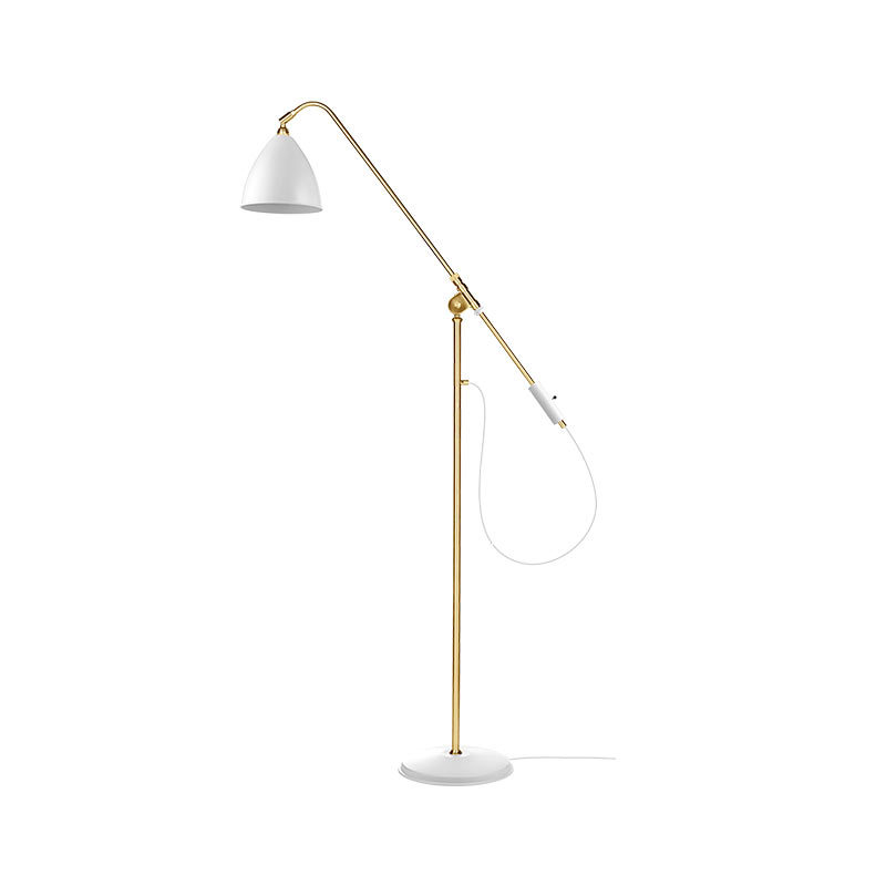 Gubi Bestlite BL4 Floor Lamp by Robert Dudley Best Olson and Baker - Designer & Contemporary Sofas, Furniture - Olson and Baker showcases original designs from authentic, designer brands. Buy contemporary furniture, lighting, storage, sofas & chairs at Olson + Baker.