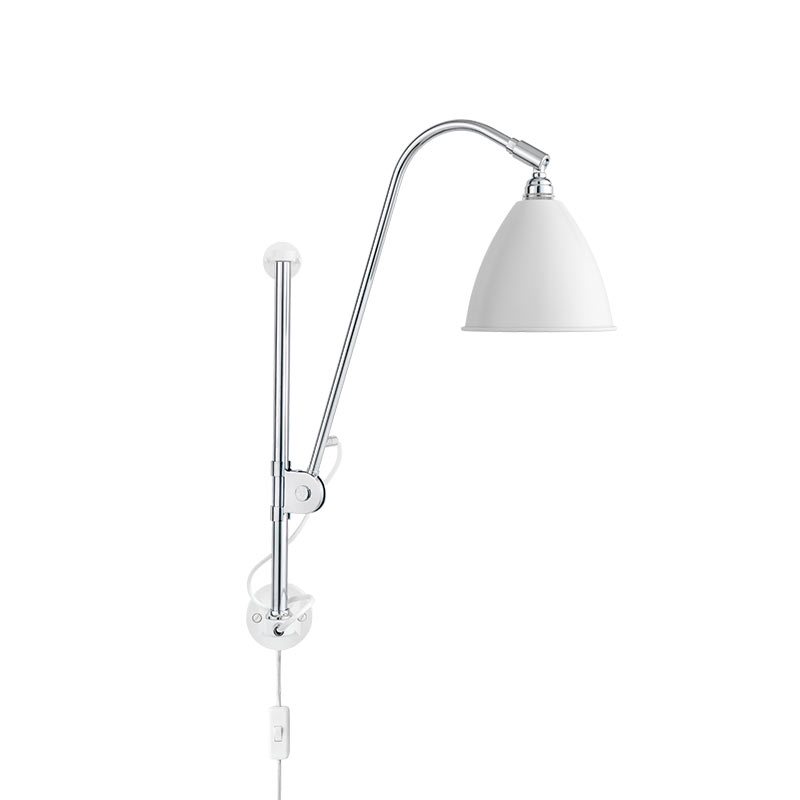 Gubi Bestlite BL5 Wall Lamp by Robert Dudley Best Olson and Baker - Designer & Contemporary Sofas, Furniture - Olson and Baker showcases original designs from authentic, designer brands. Buy contemporary furniture, lighting, storage, sofas & chairs at Olson + Baker.